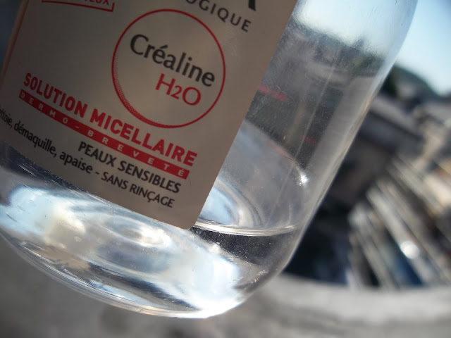 Solution Micellaire Créaline H2O - Bioderma