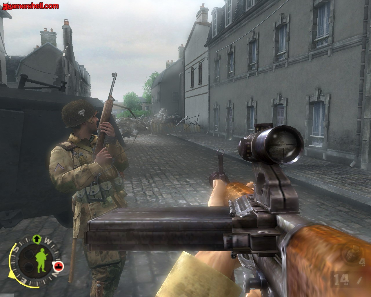 Brothers In Arms 1 Game - Free Online Games