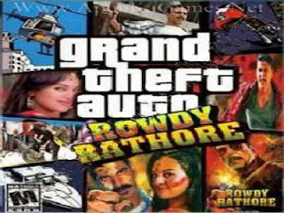 GTA Rowdy Rathore Free Download PC Game Full Version