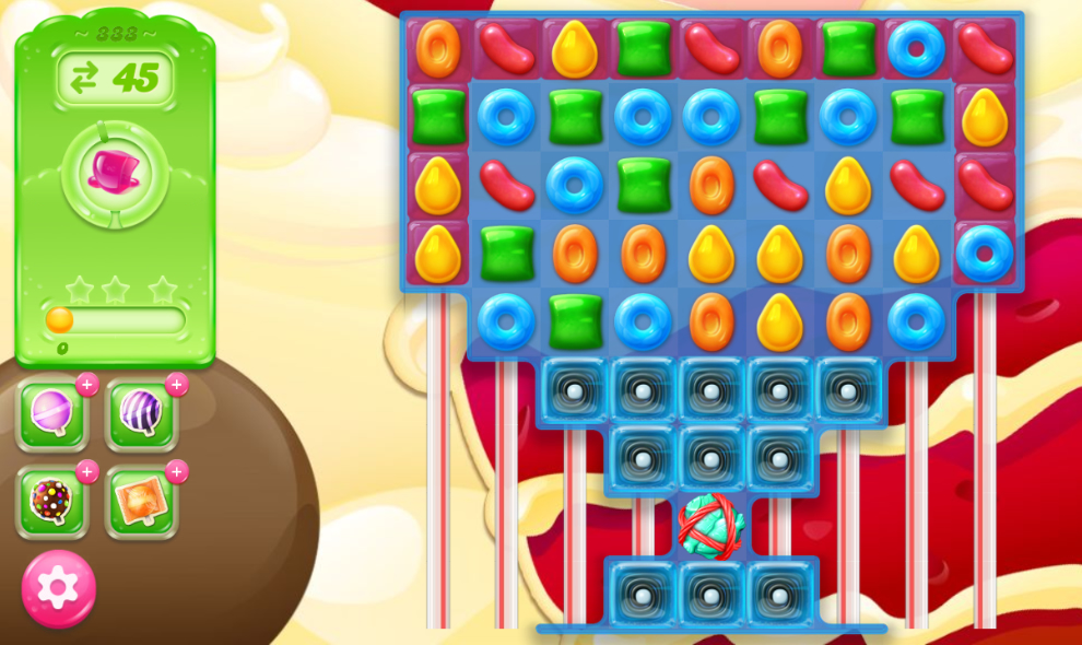 Candy Crush Jelly Saga 333