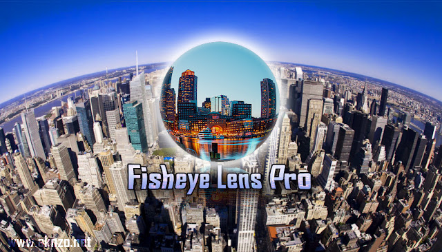 Download Fisheye Lens Pro v1.3.1 Apk Terbaru Gratis
