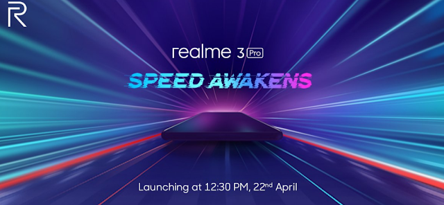 NewSmart Phone - Real Me3 Pro Launching Date 22 April