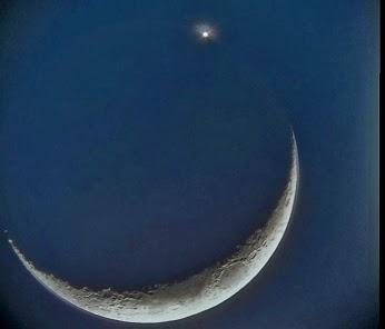 Resultado de imagem para ayın gökyüzünde azalmakta