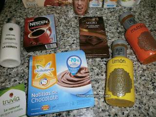 Disfrutabox Octubre 2016: Nescafé, Diabalance, Solan de Cabras, Lindt