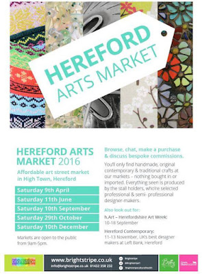Hereford arts market