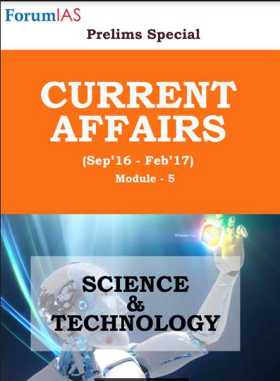 Science and Technology Current Affair- Forum IAS