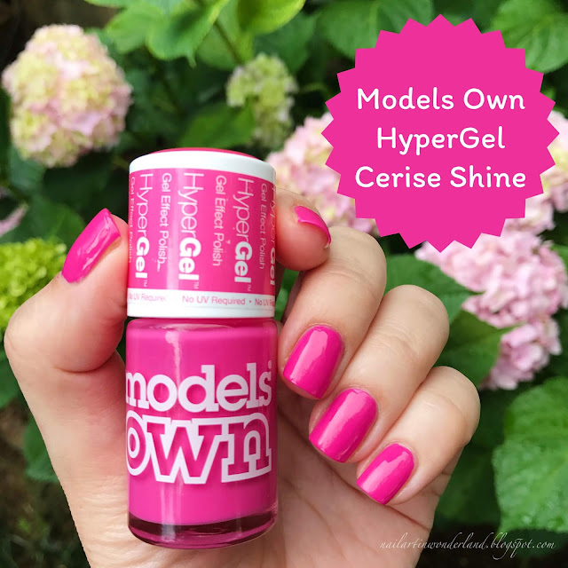 Models Own HyperGel Cerise Shine