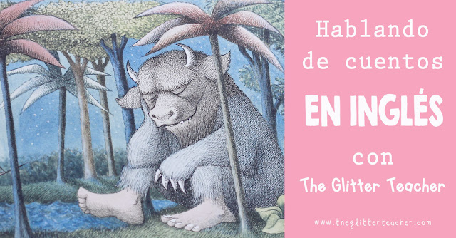 Review de cuentos en inglés: Where the wild things are