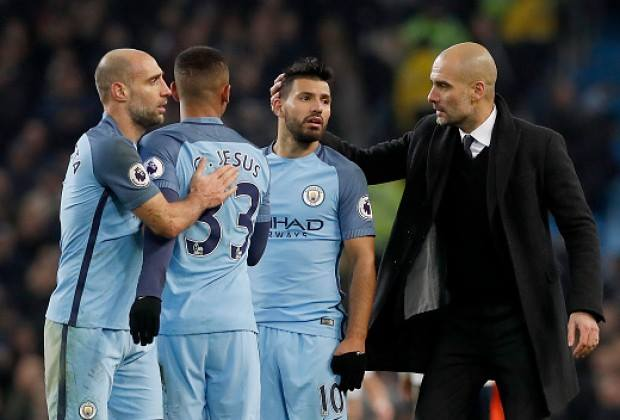 Do you think Aguero is being treated unfairly by Guardiola?
