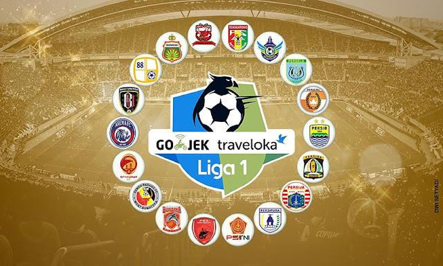 Go Jek Traveloka Liga I