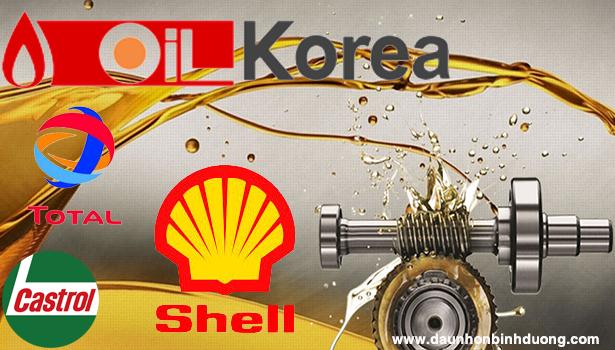 công ty bán dầu nhớt tại bình dương