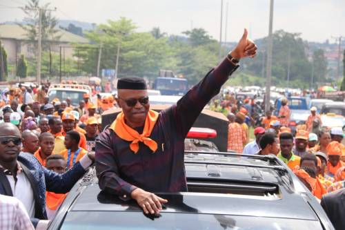 Former Governor, Olusegun Mimiko To Dump Labour Party Three Months After Rejoining