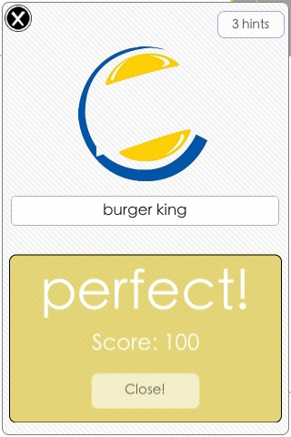 logos quiz game app free apps king. Black Bedroom Furniture Sets. Home Design Ideas