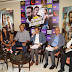 "Star cast of ""Tennis Buddies"" promoted their movie in Delhi"