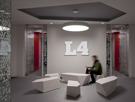 Estudio nap blog oficinas de ingenier a de google en for Decoracion de interiores para oficinas