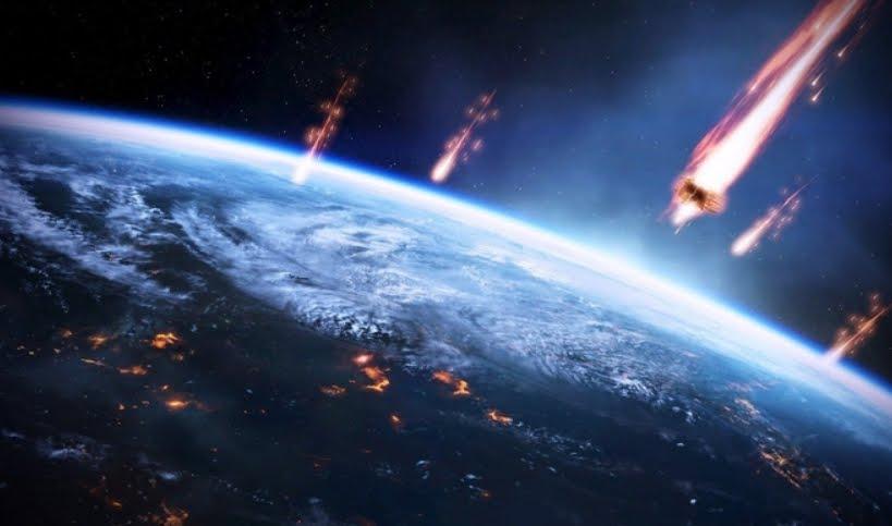 Sciame di Asteroidi potenzialmente pericolosi si avvicinano alla Terra - VIDEO.