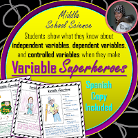 Variable Superheroes