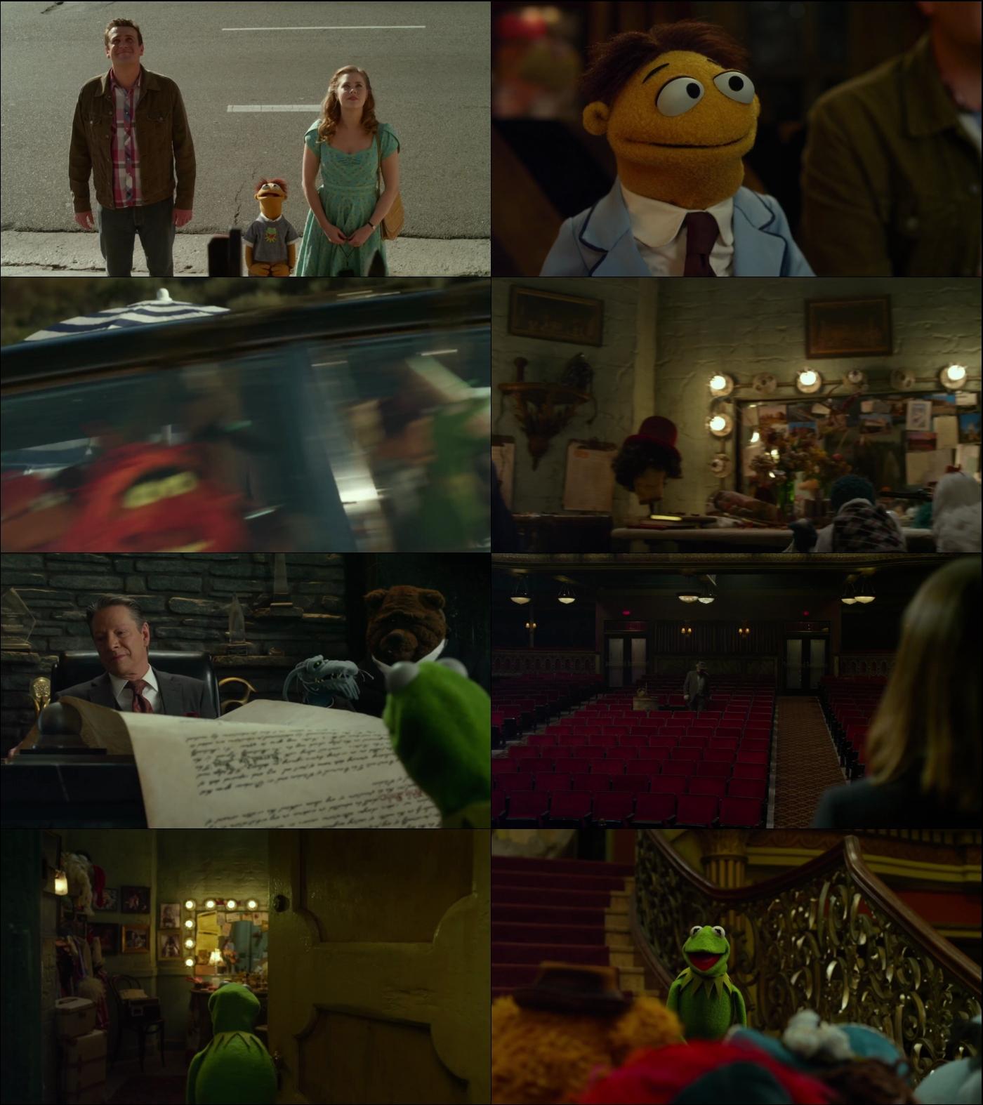 Los Muppets 1080p Latino