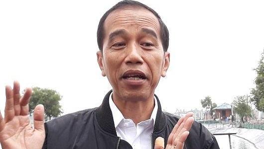 Jokowi Dilaporkan ke Polisi Atas Dugaan Hoaks