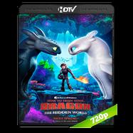 Cómo entrenar a tu dragón 3 (2019) HDRip 720p Audio Dual Latino-Ingles