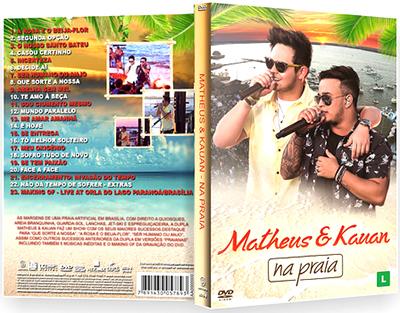 Matheus & Kauan - Na Praia (2016)