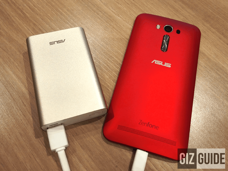 ZenFone 2 Laser and ZenPower