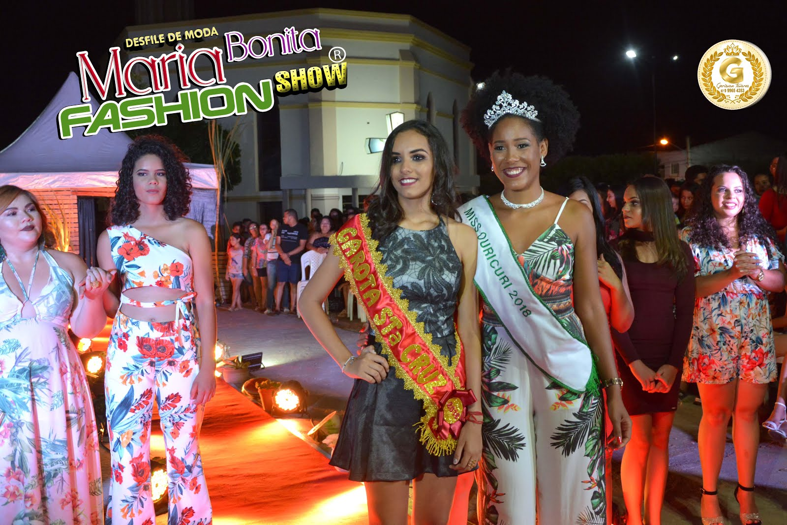 Fotos do Evento MARIA BONITA FASHION SHOW