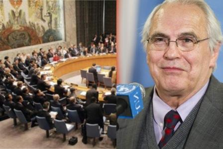 Security Council holds closed-door meeting on Western Sahara