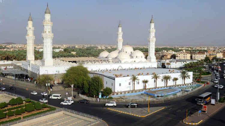 Quba; Masjid Pertama yang Dibangun Nabi Muhammad