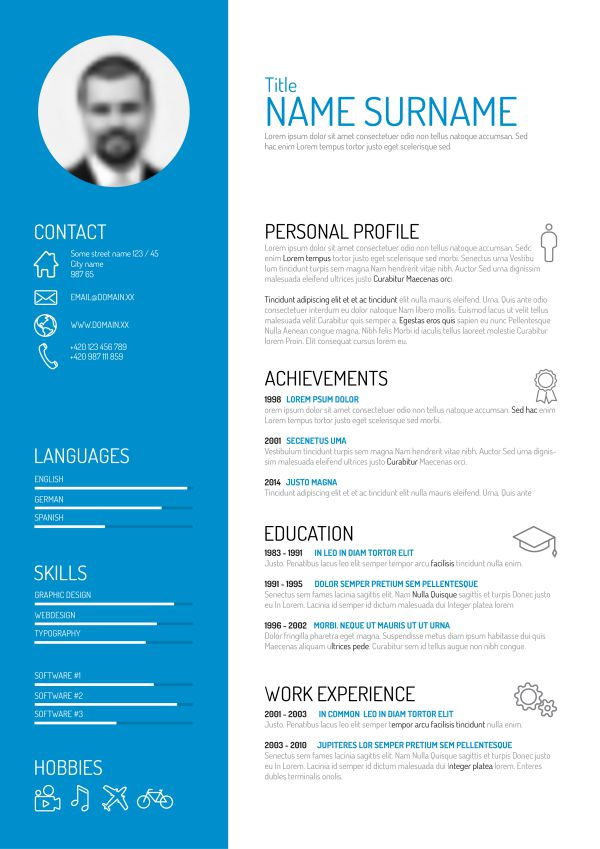 Bahasa cv inggris pdf dalam