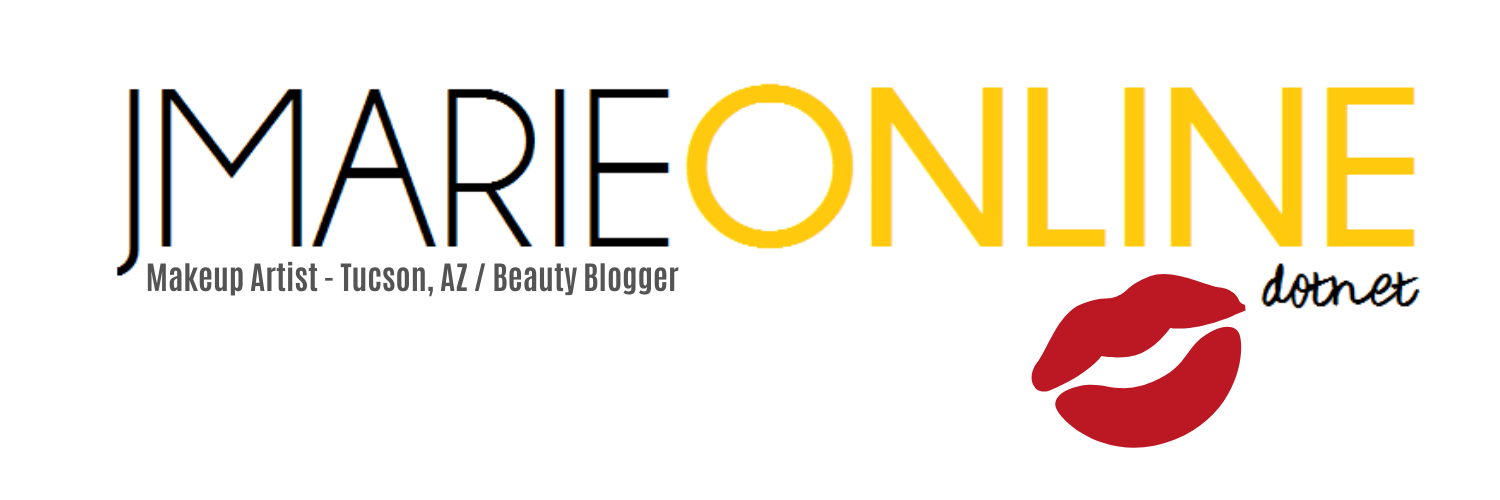 JMarieOnline - Tucson Makeup Artist / Beauty Blogger