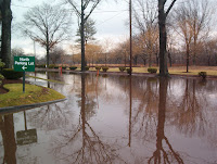 Alewife Reservation flooding (Credit: friendsofalewifereservation.org) Click to Enlarge.