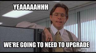 apakah server anda memerlukan upgrade