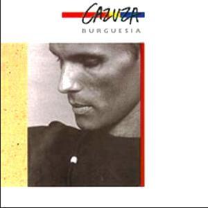 Burguesia - Capa do Disco de 1989 do Cazuza