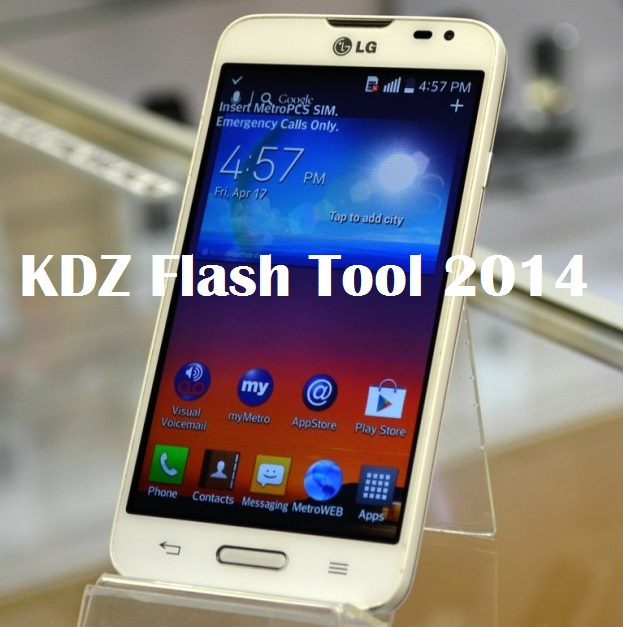 KDZ Flash Tool : KDZ flash tool 2014 Download for LG Mobiles