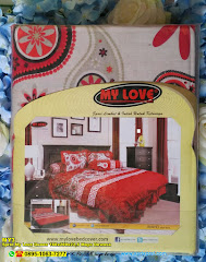 Sprei My Love Queen 160x200x22,5 Mayo Dewasa