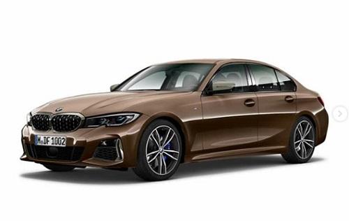 BMW Seri 3 Terbaru Yang Tayang Paris