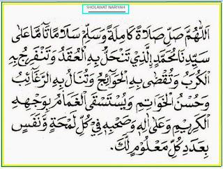 Ustadz Abu Riyadl: SHOLAWAT NARIYAH berisi kalimat kufur