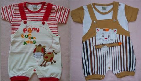 model baju bayi 6 bulan