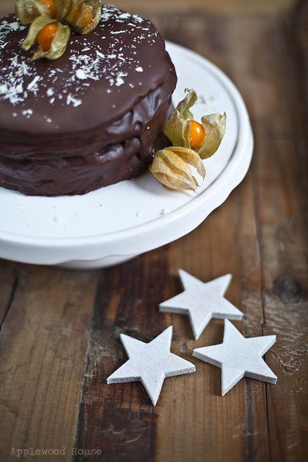 Applewood House Christmas Cake