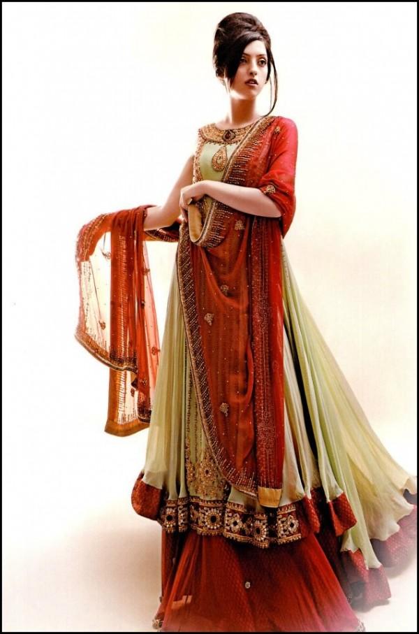 Welcome To Fashion Forum Hina Khan Latest Fashion Bridal Wear