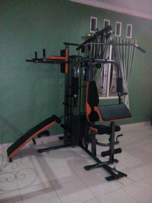Home gym alat fitness madiun lengkap