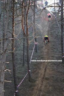 Carreras por Montaña y carreras de Montaña