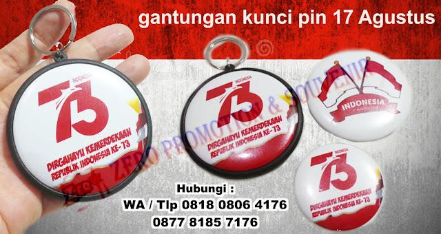 Pin Peniti - gantungan kunci pin Souvenir 17 Agustus | Barang Promosi, Mug Promosi, Payung Promosi, Pulpen Promosi, Jam Promosi, Topi Promosi, Tali Nametag