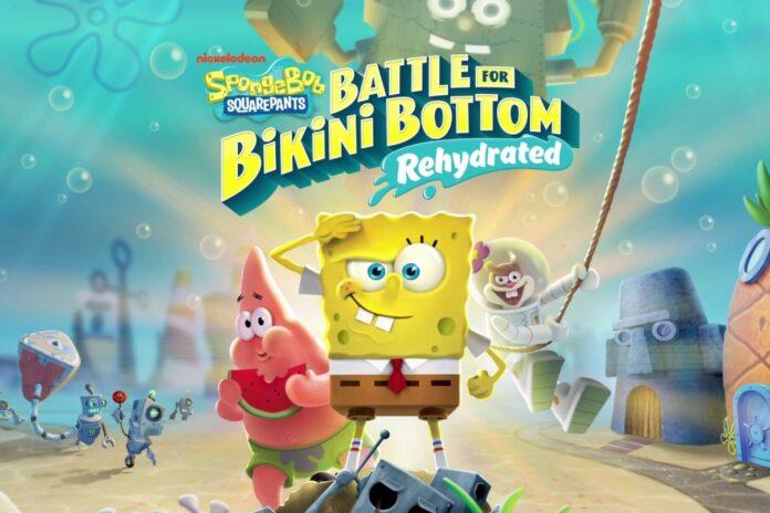 New SpongeBob Game