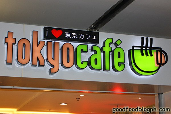 Tokyo+Cafe - Westernized Japanese Restaurant - Tokyo Cafe