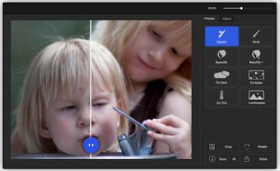 برنامج  LUCiD  لتنقية الصور وتحسين جودتها - Download LUCiD
