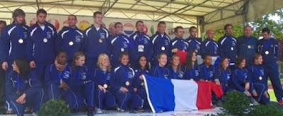 FLAG FOOTBALL - Mundial 2006 (Daegu, Corea del Sur): Doblete francés en tierras asiáticas