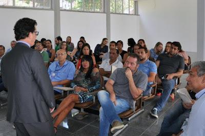 Diretor de Administração visita Superintendência Regional de Salvador