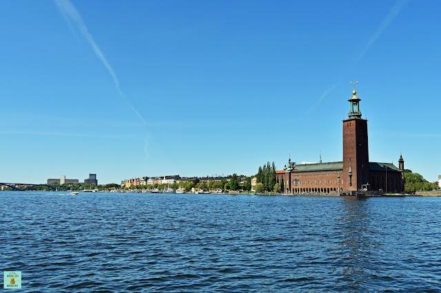 Ayuntamiento de Estocolmo (Stadshuset)